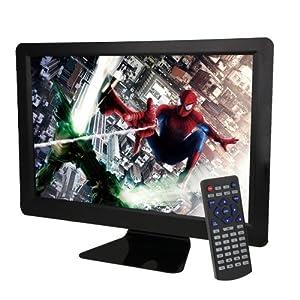 ns-154815.6pouces LED LCD screen hD numérique Multimedia Portable TV avec EVD Player, supporte TV & VGA & HDMI & AV & MP3/CD Copy + Card Reader + FM