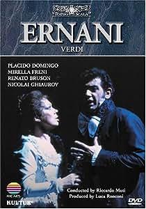 Ernani [DVD] [Region 1] [US Import] [NTSC]
