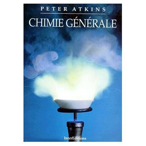 Chimie générale - DEUG 1ere année