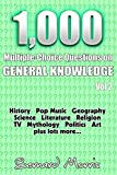 1,000 Multiple-Choice Questions on General Knowledge Vol 2