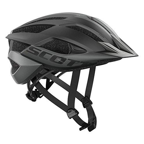 Scott Arx MTB Fahrrad Helm schwarz 2018: Größe: M (55-59cm)