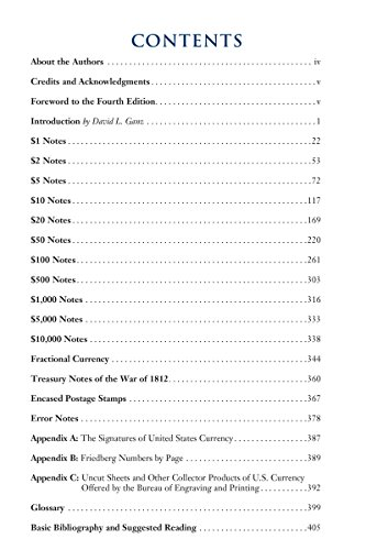 A Guide Book of United States Paper Money: Complete Source for History, Grading, and Values (Official Red Books)