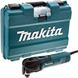 Makita TM3010CK 320 W Multi-Tool includes Carrying Case - Blue (2-Piece)