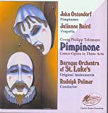 Telemann: Pimpinone  Baird, Ostendorf Orch of St Lukes