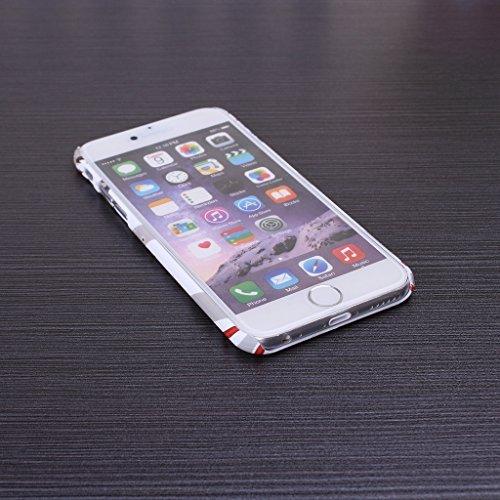 iPhone 5S Coque design, Fashion Motif Animal avec lampe fluorescente Coque rigide en plastique pour iPhone 5S (1), 6, iPhone 5S 9
