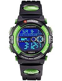 88d7a4f92be2 Amazon.es  Verde - Relojes de pulsera   Hombre  Relojes