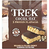 Trek Flapjacks (Cocoa Oat, 36er Pack)