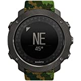 Suunto SS023445000 Traverse Alpha Woodland GPS Watch (Woodland)