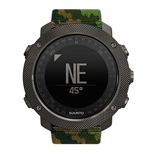 Suunto - Traverse Alpha - SS023445000 - Reloj GPS Outdoor para pesca