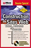 Telecharger Livres Construction de sites Web (PDF,EPUB,MOBI) gratuits en Francaise