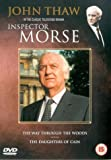 Inspector Morse: The Daughters Of Cain/The Way Through The Woods [DVD] [1987]