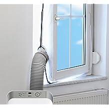 Carreguard AirLock 400cm/4m Kit de calfeutrage pour climatiseurs et déshumidificateurs (Système accessoire de conditionnement d'air)