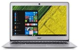 Acer NX.GKBEF.021 Ultrabook 14' Gris (Intel Core i5, 4 Go de RAM, 128 Go, Intel HD Graphics 620, Windows 10 Home)