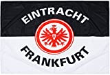 Flagge Eintracht Frankfurt Classic - 100 x 135 cm + gratis Aufkleber, Flaggenfritze®