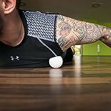 Captain-Lax Lacrosse Ball für Triggerpunkt Massage & Crossfit Triggerpunkt- Faszienmassage - 4