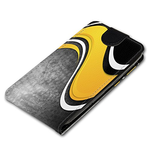 Vertical Alternate Cases Étui Coque de Protection Case Motif carte Étui support pour Apple iPhone 6 Plus/6S Plus – Variante ver37 Design 11