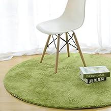 Amazon.it: tappeti rotondi moderni - Verde