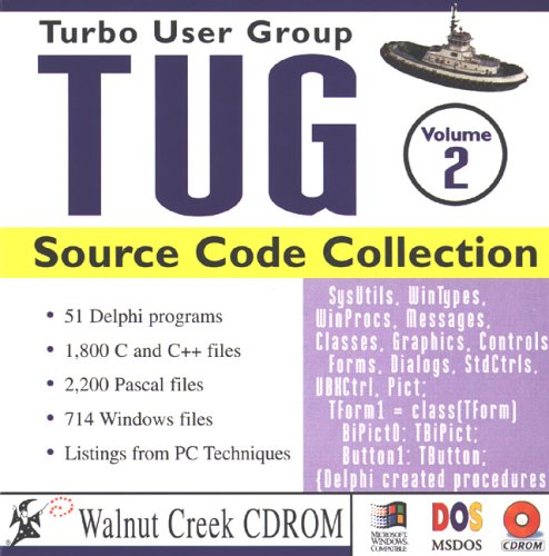 Turbo User Group C & Pascal