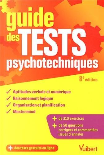 Guide des Tests Psychotechniques