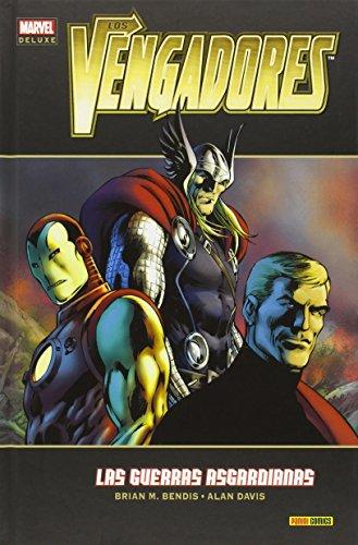 517DC3JnR0L - Los Vengadores. Las Guerras Asgardianas (MARVEL DELUXE)