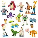 Disney Store Oficial Toy Story Mega Pack de 22 Figuras Figura Figura Playset