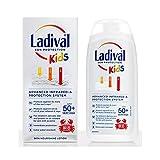 Ladival Sonnenschutz für Kinder Hautnährendes Lotion SPF 50+ 200ml - 3er-Pack