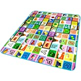 Gion Waterproof, Anti Skid,Double Sided Baby Play & Crawl Mat - 120 x 180 cm