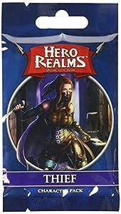 White WWG504 Wizard Games - Juego de Cartas con diseño de Hero Realms