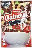 Prozis Oatmeal with Whey Protein 400g - Farina D'Avena, Cereali Ricchi di Carboidrati di Alta Qualità e Fibre Sazianti - Al Gusto Cioccolato alla Nocciola - Adatto per Vegetariani - Fa Bene al Cuore - 5 Porzioni