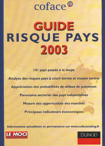 Risque pays 2003