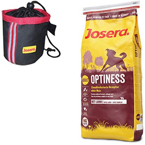 Josera 15 kg Optiness Knuspie-Bag