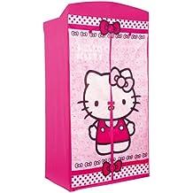 Worlds Apart - Armario de tela, diseño Hello Kitty