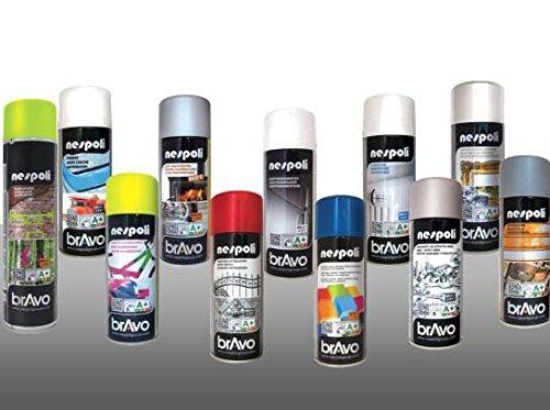 Esmalte en spray 400 ml Varios Modelos (Cromado Plata) Envío GRATIS 24 h.