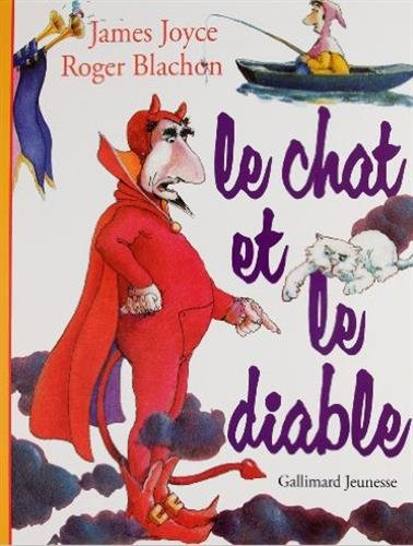 Le Chat et le Diable par James Joyce, Roger Blachon