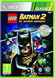 Lego Batman 2 DC Super Heroes XBOX 360 Game (Classics)