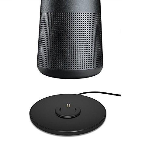 Efanr de Remplacement de Station de Chargement pour SoundLink Revolve, Socle de Charge Base Station d'accueil avec câble Micro USB pour Bose SoundLink Revolve/Revolve + Enceinte Bluetooth