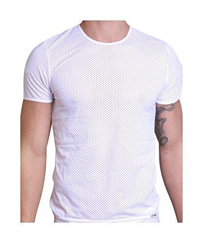 T-Shirt the Shadow von Look Me M - Shadow Langarm-shirt