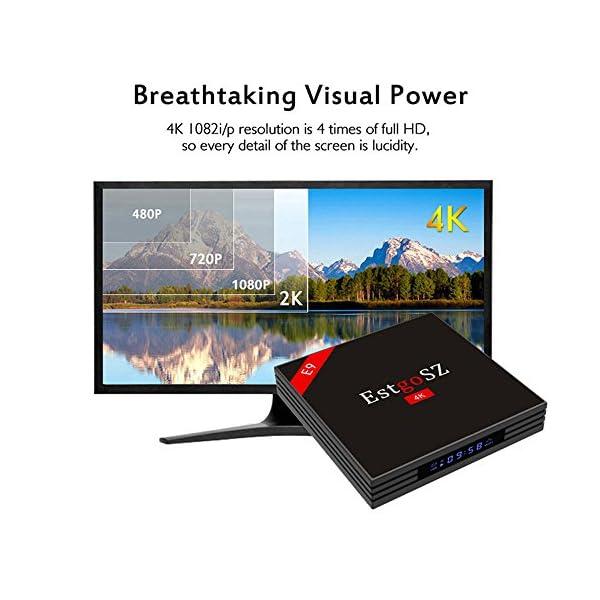 EstgoSZ-Android-71-TV-Box-4GB-RAM-64GB-ROM-with-Mini-Wireless-Backlit-Keyboard-Touchpad4K-Ultra-HD-Smart-TV-Box-Built-in-RK3328-Quad-Core-64Bit-CPUSupport-Dual-WiFi-24GHz50GHz-3D-BT-40