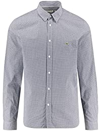 292f9fda656 Lacoste CH6287 Homme Chemise Manches Longues