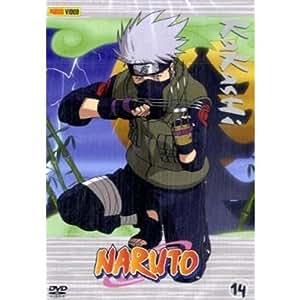 Naruto, 1 DVD, deutsche u. japanische Version