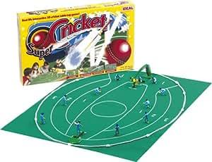 Super Cricket Action Game