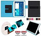 reboon Samsung Galaxy Tab 3 10.1 Hülle Tasche Cover Case Bumper | in Schwarz | Testsieger