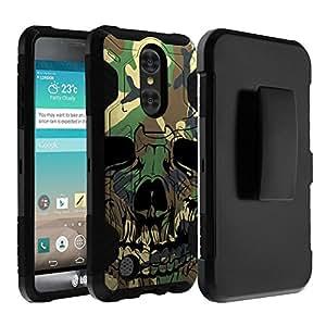 LG Aristo Case Skull Case