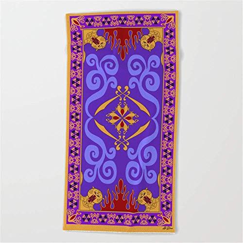 Annays Magic Carpet Beach Towel 31.5X51.2inches/80X130cm (Magic Beach)