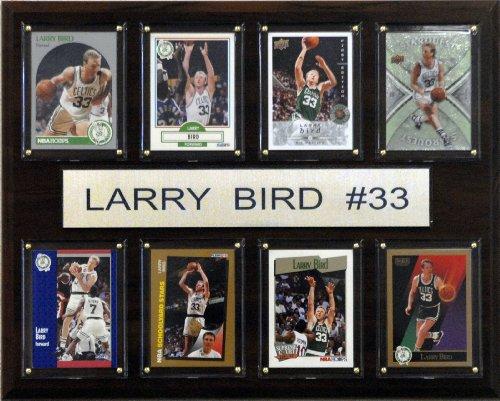 C & I Collectables NBA Larry Bird Boston Celtics 8Karte Plaque