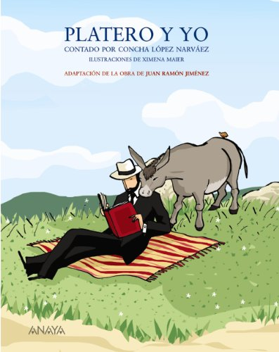 Platero y yo contado por Concha López Narváez (Literatura Infantil (8-12 Años) - Mi Primer Libro)