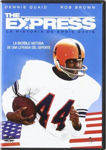 Dennis Quaid, Omar Benson Miller, Clancy Brown, Rob Brown - The Express [Import espagnol] (1 DVD)