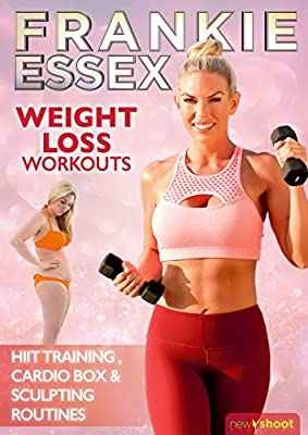 Frankie Essex - Weight Loss Workouts from New Shoot Pictures Ltd