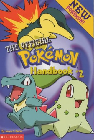 The official Pokemon handbook 2