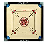 SKY Medium Size Cut Pocket Carrom Board ...